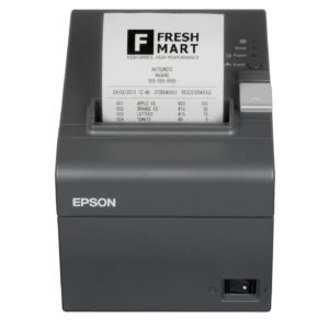 STAMPANTE FISCALE EPSON FP81 RT TELEMATICA 58mm
